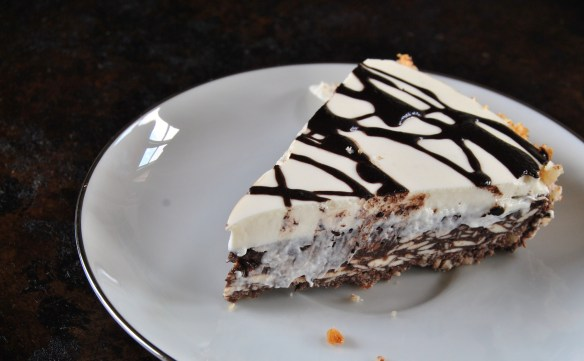 Chocolate Double Cream Cheesecake (sugar free and gluten free)